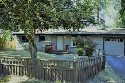 Lynnwood Single Family Home For Sale: 21314 Cypress Wy