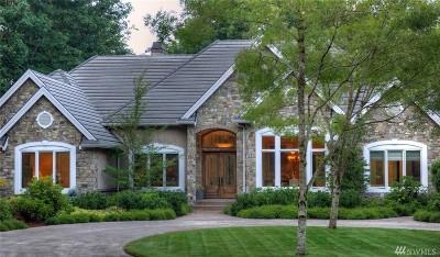 Redmond Single Family Home For Sale: 25205 NE 39th Wy