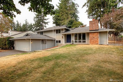 Lakewood Single Family Home For Sale: 7902 89th Ave SW