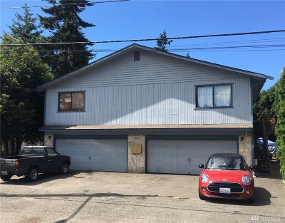 Everett Multi Family Home For Sale: 8620 8th Ave W