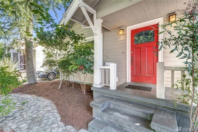 Seattle Single Family Home For Sale: 2142 Dexter Ave N