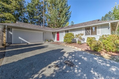 Lacey Single Family Home For Sale: 1607 Diamond Loop SE