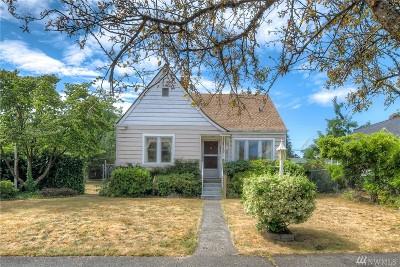 Tacoma Single Family Home For Sale: 6314 S Thompson Ave
