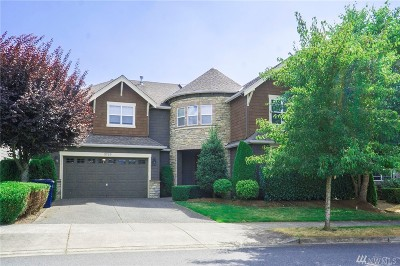 Bothell Single Family Home For Sale: 3726 186th St SE