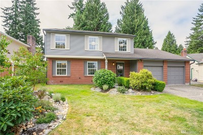 Seattle, Bellevue, Kenmore, Kirkland, Bothell Single Family Home For Sale: 2918 167th St SE