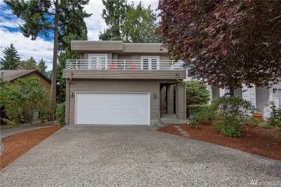 Kirkland Single Family Home For Sale: 11308 NE 67th St