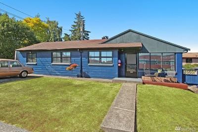 Seattle Single Family Home For Sale: 5008 SW Dakota St