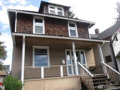 Tacoma Single Family Home For Sale: 925 S Sprague Ave