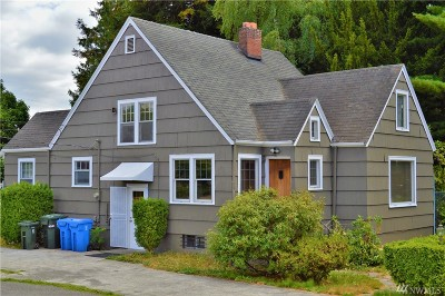 Tacoma Single Family Home For Sale: 6311 Pacific Ave
