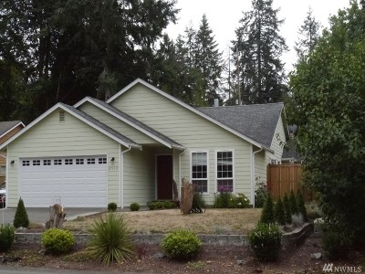 Olympia Single Family Home For Sale: 2513 Woodfield Lp SE
