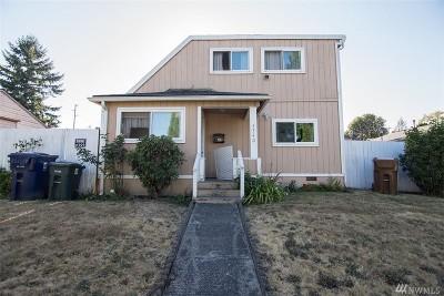 Tacoma Single Family Home For Sale: 3340 Sawyer St