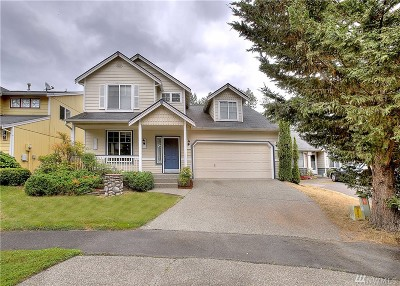 Puyallup Single Family Home For Sale: 17011 121st Ave E
