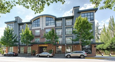 King County Condo/Townhouse For Sale: 16275 NE 85th St #102