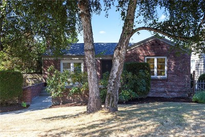 Seattle Single Family Home For Sale: 1802 E McGraw St