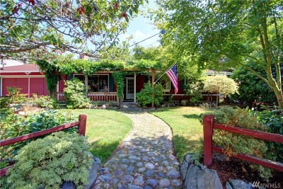 Stanwood Single Family Home Contingent: 17623 53rd Dr NW