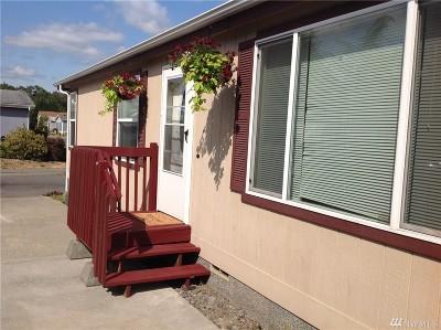 Auburn Mobile Home For Sale: 31600 126th Ave SE #E182