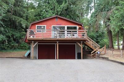 Olympia Single Family Home For Sale: 7703 Mazama St SW