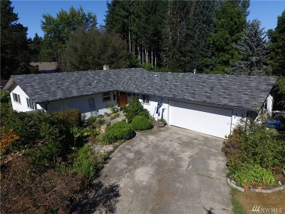 Olympia Single Family Home For Sale: 3200 60th Ave SE