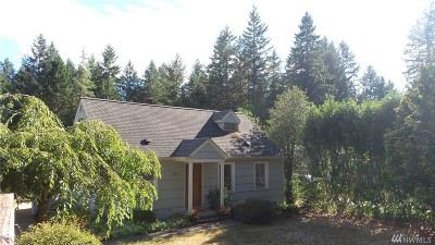 Olympia Single Family Home For Sale: 3545 14th Ave NW