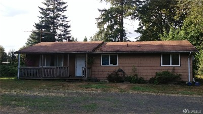 Olympia Single Family Home For Sale: 3723 Delphi Rd SW