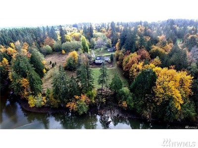 Single Family Home For Sale: 3095 SE Kamilche Point Rd