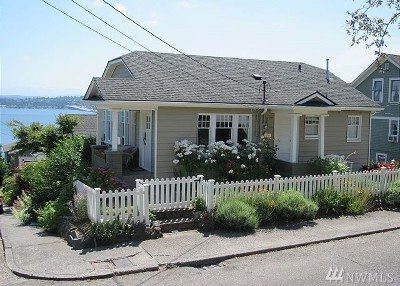 Seattle Single Family Home For Sale: 3201 S Charles St