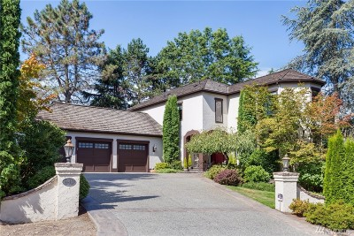 Woodinville Single Family Home For Sale: 14417 156th Ave NE