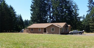 Winlock Single Family Home For Sale: 575 Telegraph Rd