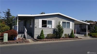 Auburn Mobile Home For Sale: 1402 22nd St NE #92