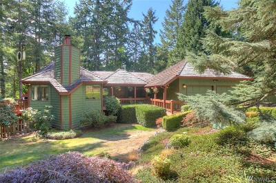 Bellevue Single Family Home For Sale: 3701 142nd Place NE