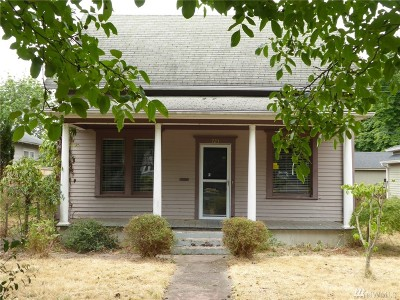 Single Family Home Sold: 723 F St