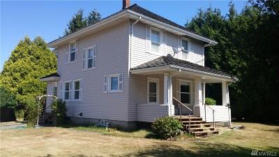 Bellingham Single Family Home For Sale: 1206 Sunset Ave