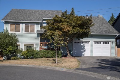 Woodinville Single Family Home For Sale: 12621 NE 166th Ct