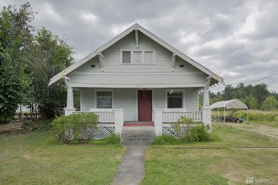Puyallup Single Family Home For Sale: 1412 14th St SW