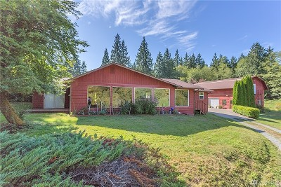 Snohomish Single Family Home For Sale: 2731 Newberg Rd