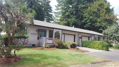 Tumwater Multi Family Home For Sale: 2233 McIver Ct SW #A & B