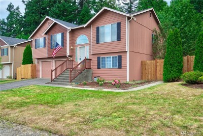 Puyallup Single Family Home For Sale: 13115 111th Av Ct E