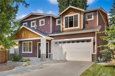 Kirkland Single Family Home For Sale: 11722 NE 112th St
