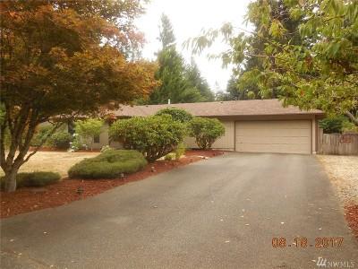 Olympia Single Family Home For Sale: 4015 Shana Ct SE