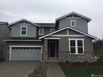 Gig Harbor Single Family Home For Sale: 11104 Pershing (Lot 6-01) Place