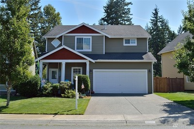 Puyallup Single Family Home For Sale: 16413 129th Av Ct E