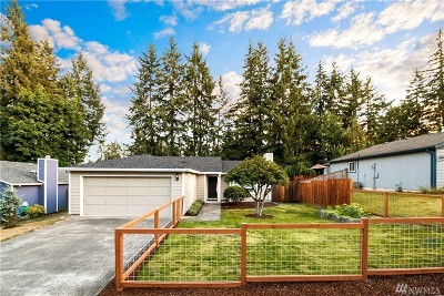 Olympia Single Family Home For Sale: 1605 13th Ave SW
