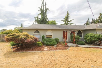 Bellingham Single Family Home For Sale: 2421 Crestline Drive