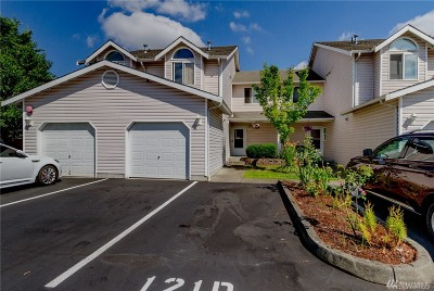 Auburn Condo/Townhouse For Sale: 121 21st St SE #D