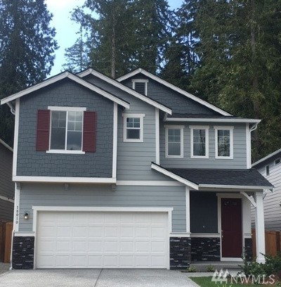 Bothell Single Family Home For Sale: 18010 3rd Dr SE #GP 43