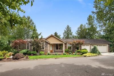 Kirkland Single Family Home For Sale: 3708 96th Ave NE