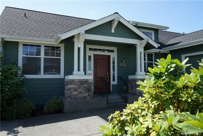 Redmond Single Family Home For Sale: 23867 NE 124th Terr