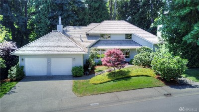 Bellevue Single Family Home For Sale: 17401 SE 47th St