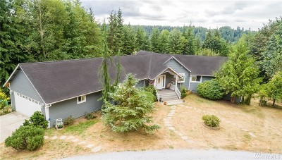 Arlington WA Single Family Home For Sale: $659,000