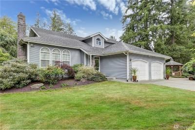 Arlington WA Single Family Home For Sale: $585,000